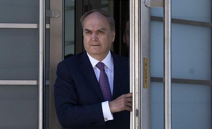 """سفير روسيا لدى أمريكا يغادر """"واشنطن"""" متجهًا إلى موسكو"""