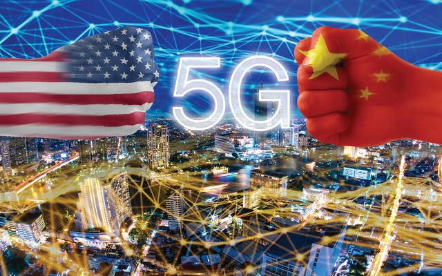 واشنطن: خمس شركات اتصالات صينية تشكل تهديدًا أمنيًا