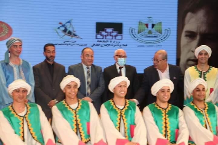 صور| فرقة رضا تبهر جمهور بورسعيد على مدار 3 أيام ومحافظ بورسعيد يشيد بأدائها