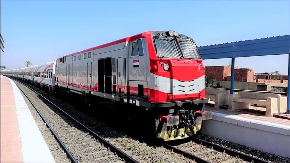 السكة الحديد تعلن التهديات والتأخيرات المتوقعة لحركة القطارات اليوم الثلاثاء