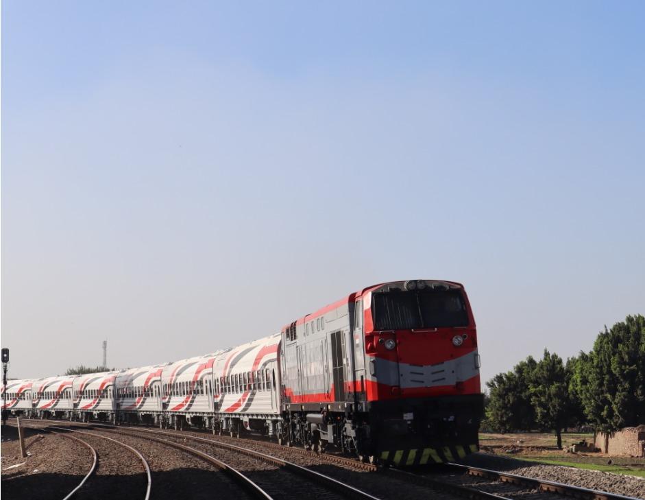 السكة الحديد تعلن التهديات والتأخيرات المتوقعة في حركة القطارات اليوم السبت