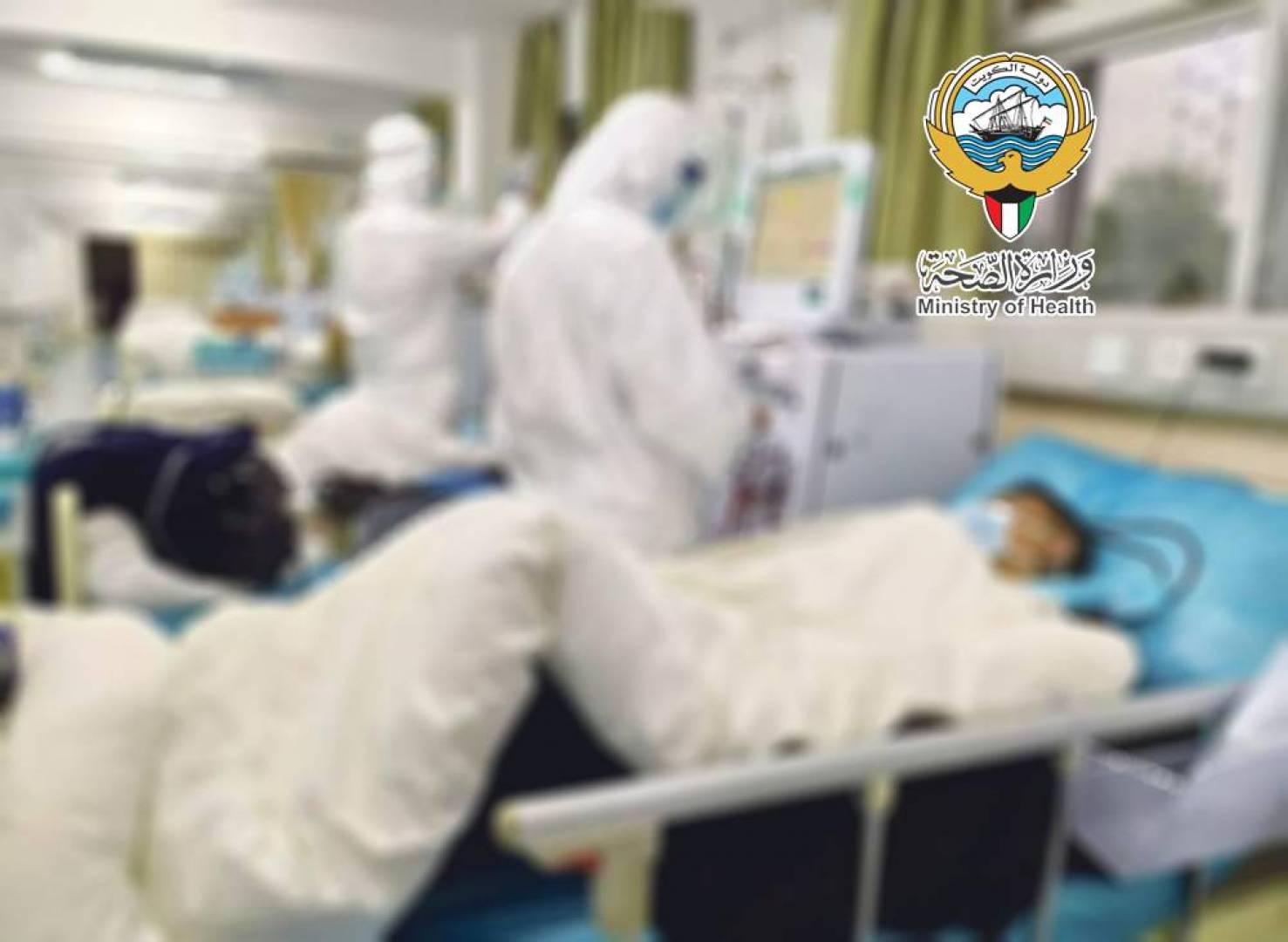 الكويت تُسجل أكثر من ألف إصابة جديدة بفیروس كورونا
