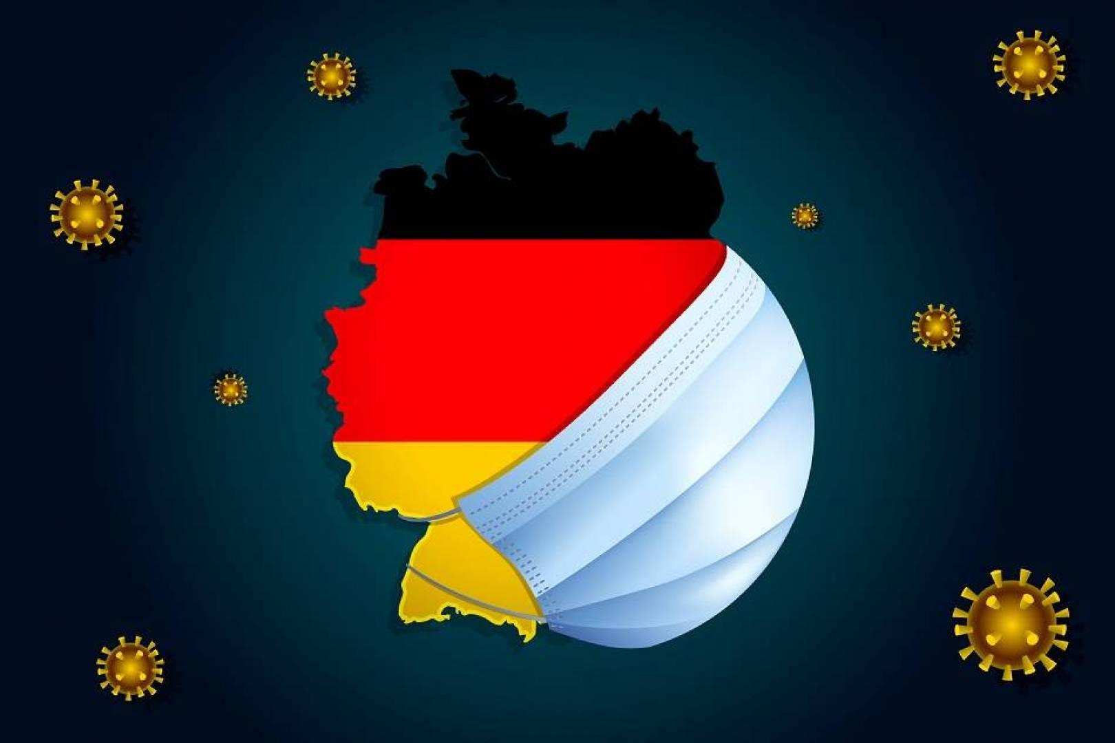 تمديد الإغلاق الصحي حتى 18 أبريل في ألمانيا