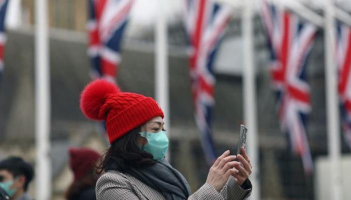 بريطانيا تسجل 6385 إصابة جديدة و 315 وفاة بفيروس كورونا