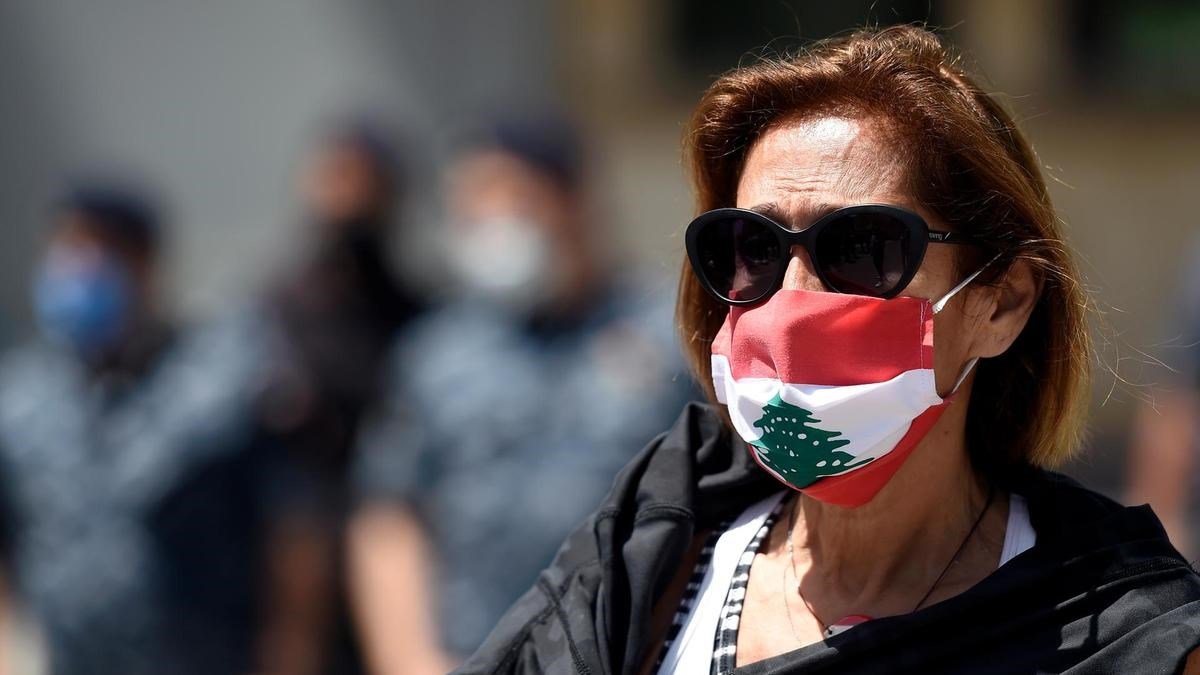 لبنان يسجل 3544 إصابة جديدة و62 حالة وفاة بفيروس كورونا