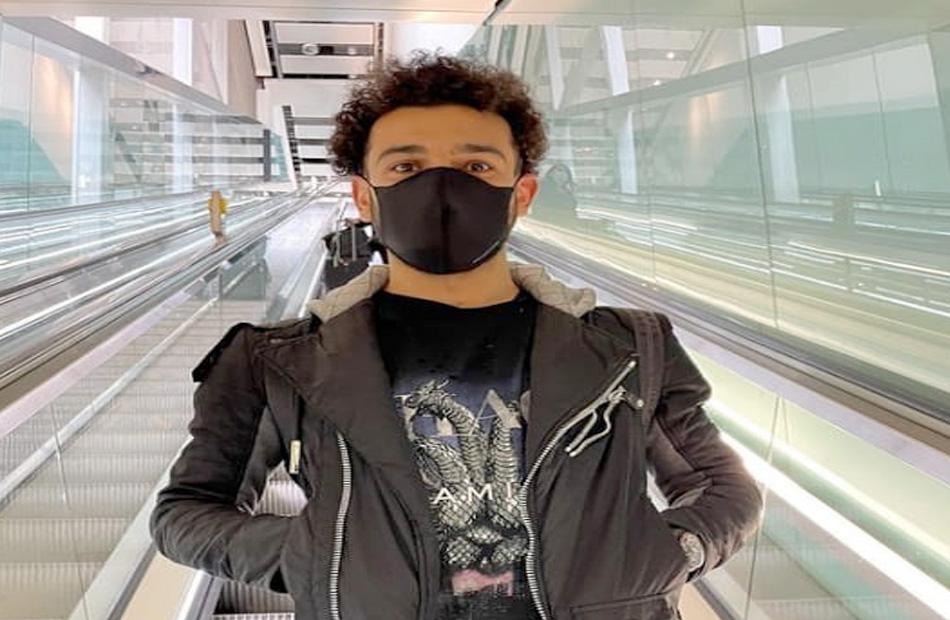 محمد صلاح يصل القاهرة للانضمام لمعسكر المنتخب الوطني