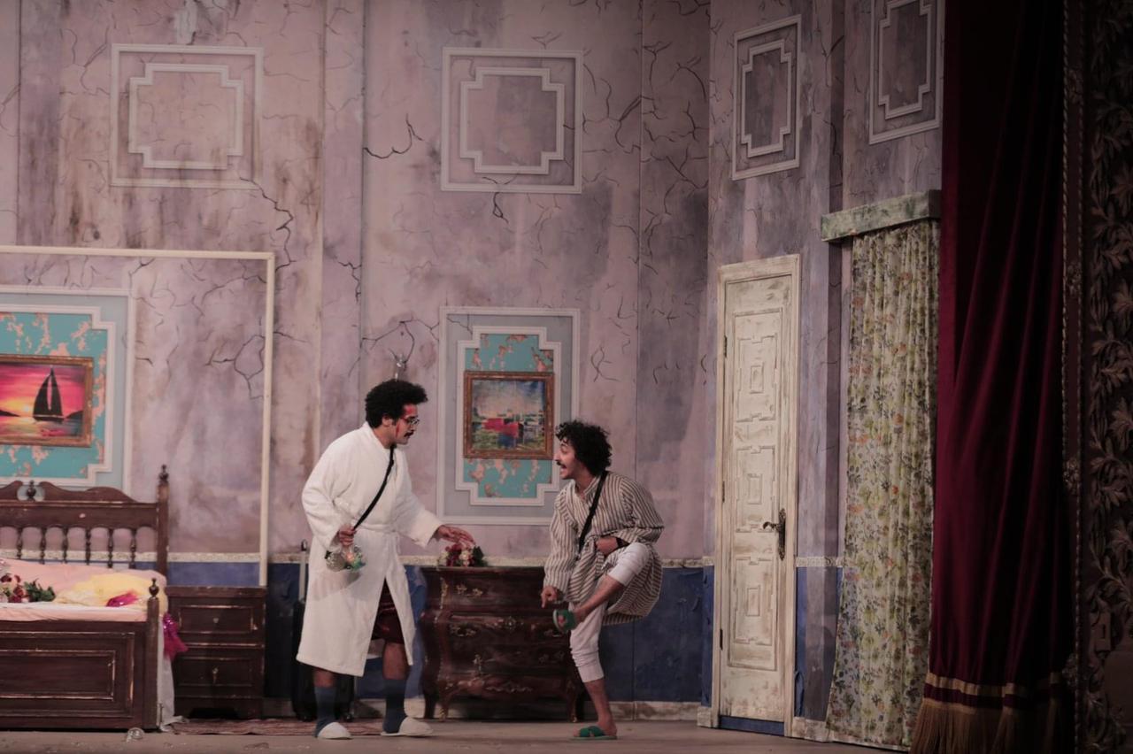 مسرحية غرفة 55-6