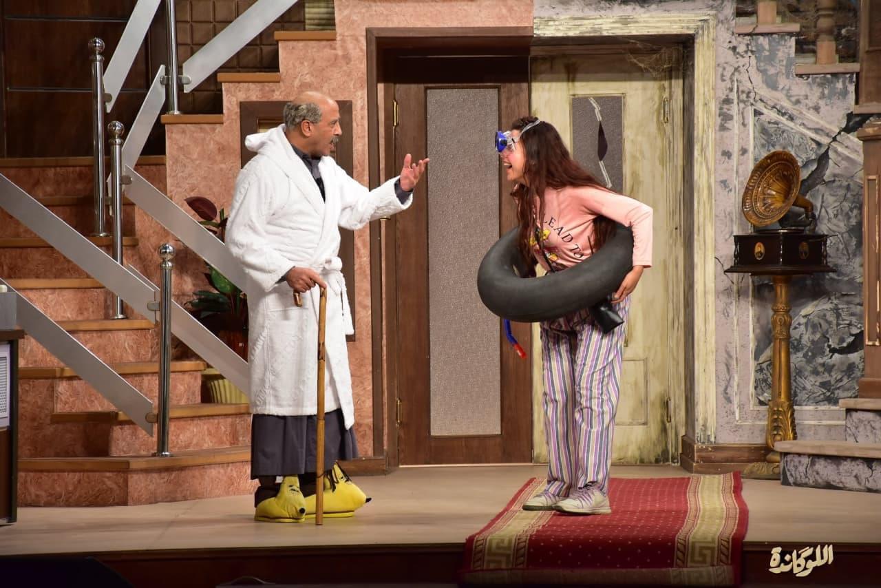مسرحية مهراجا هندي-3