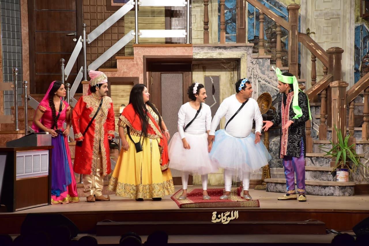 مسرحية مهراجا هندي-5