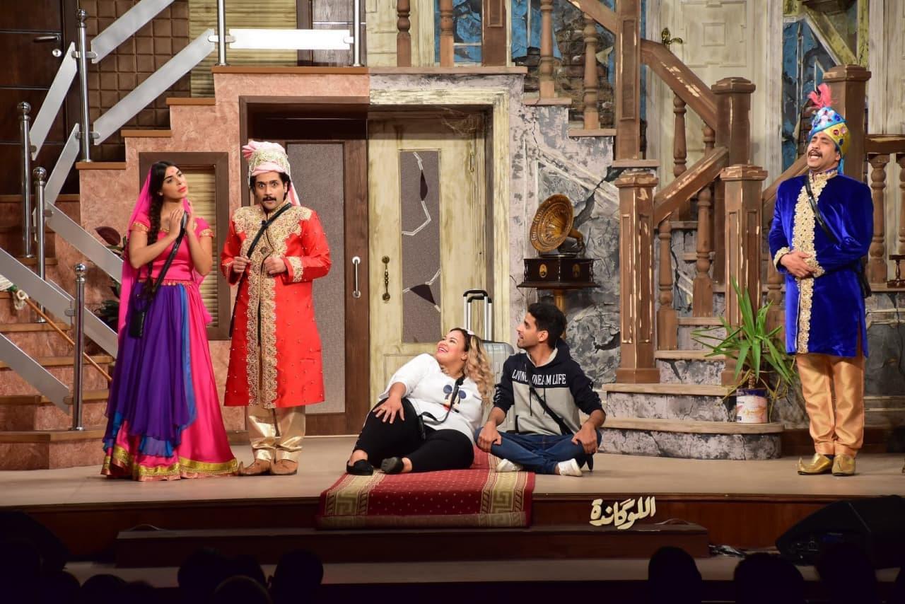 مسرحية مهراجا هندي-6