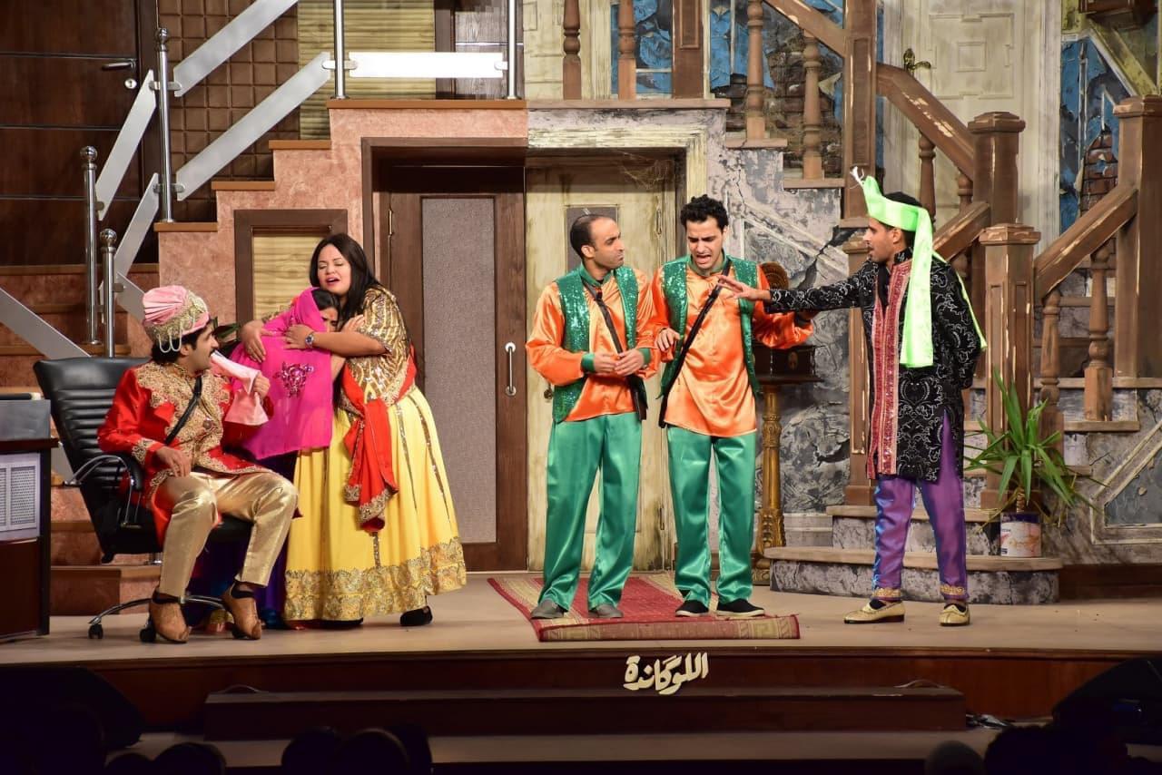 مسرحية مهراجا هندي-7