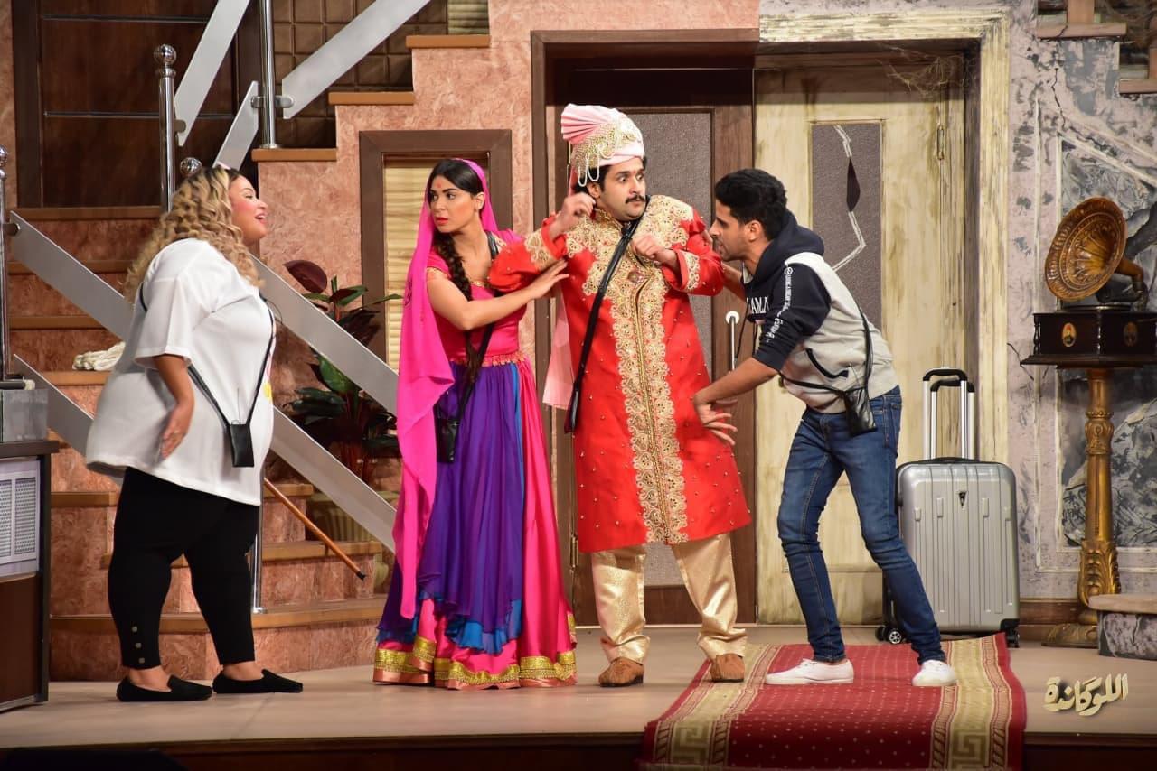 مسرحية مهراجا هندي-8