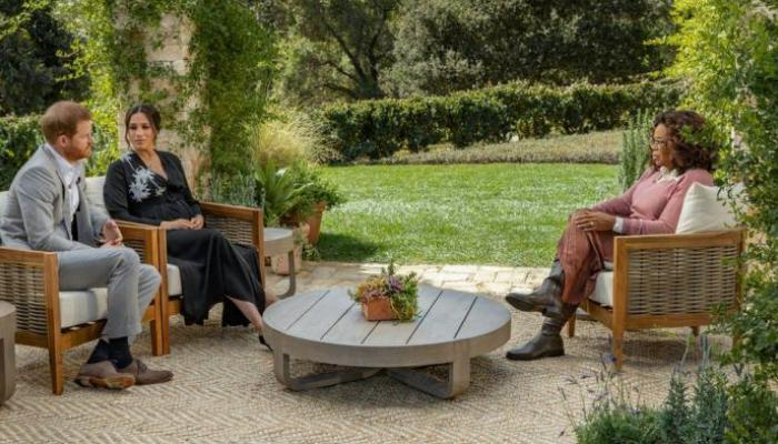 أكثر من 49 مليون شخص شاهدوا مقابلة هاري وميجان