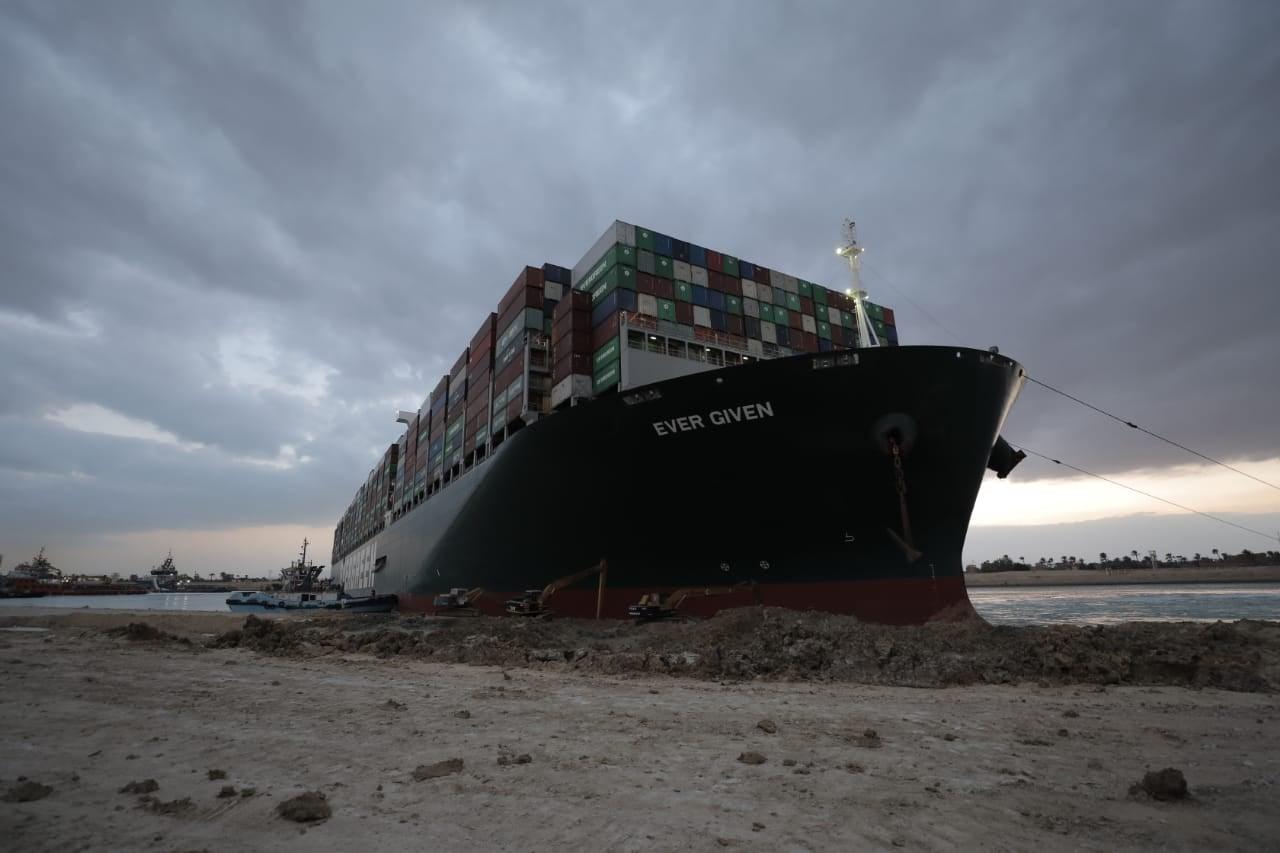 وسائل إعلام ألمانية تؤكد ان قناة السويس أهم طريق للتجارة