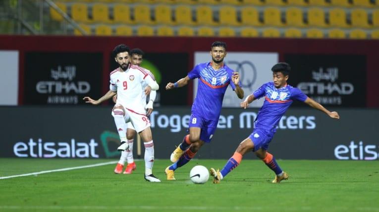 منتخب الإمارات يكتسح الهند بسداسية استعدادا لتصفيات آسيا