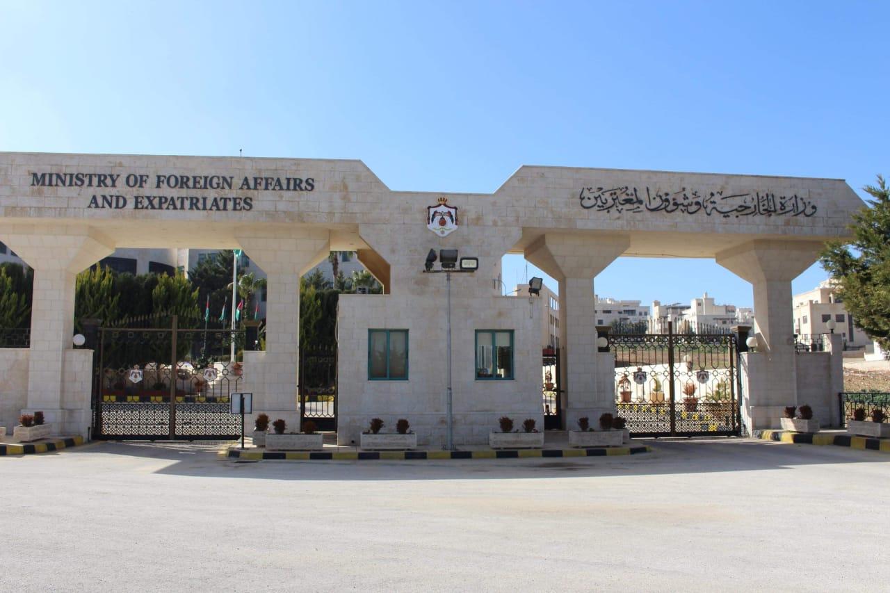 الخارجية الأردنية تعزي مصر في ضحايا حادث القطاري سوهاج