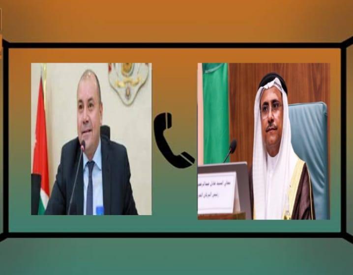العسومي يؤكد على محورية الدور الأردني في دعم القضايا العربية ومساندة الأشقاء