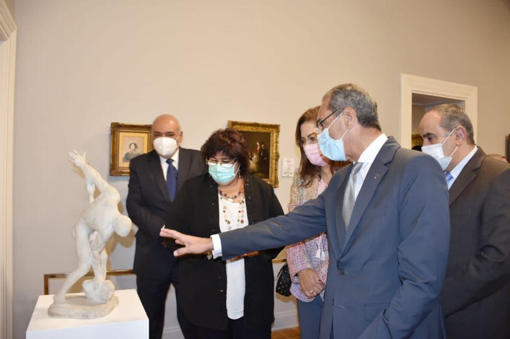 افتتاح متحف محمود خليل-11