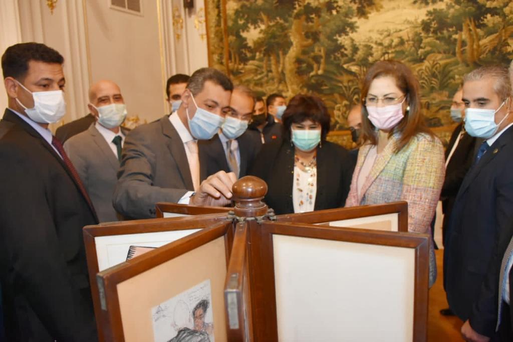افتتاح متحف محمود خليل-4