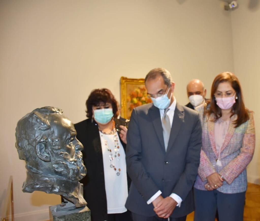 افتتاح متحف محمود خليل-6