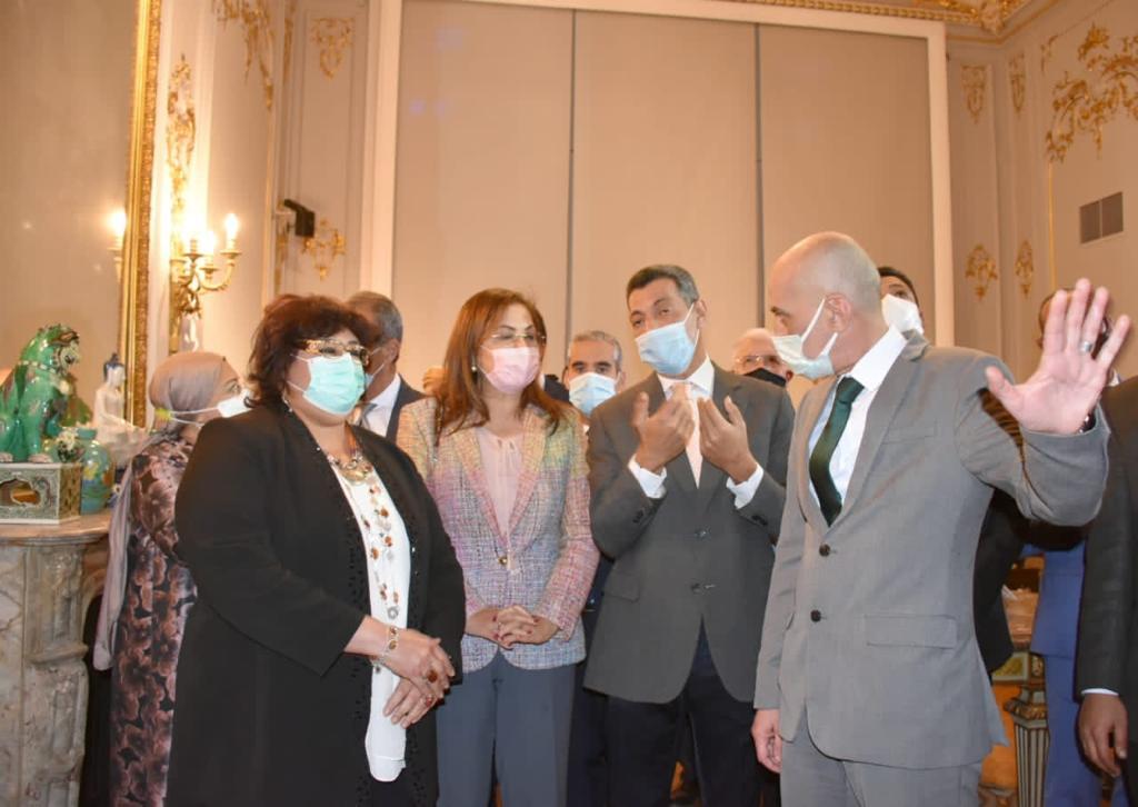افتتاح متحف محمود خليل-7