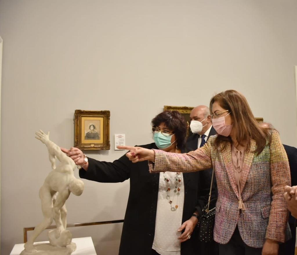 افتتاح متحف محمود خليل-9