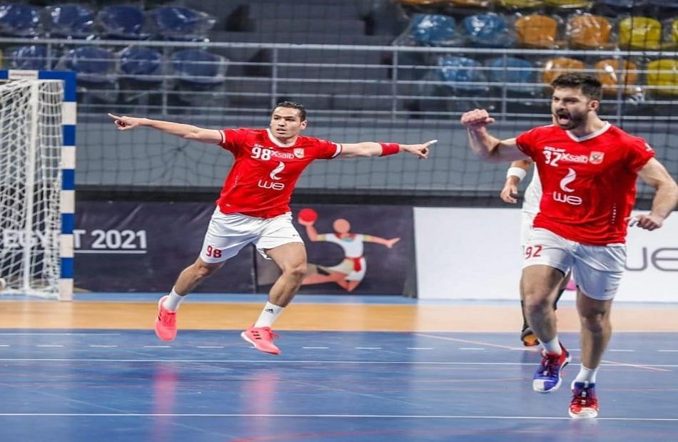 الأهلي يتوج بطلًا لكأس مصر لكرة اليد بعد الفوز على الزمالك (26-23)