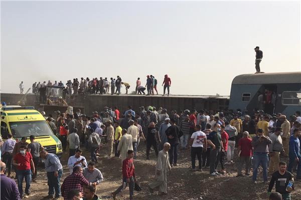 """السعودية تعزي مصر في ضحايا حادث """"قطار طوخ"""""""