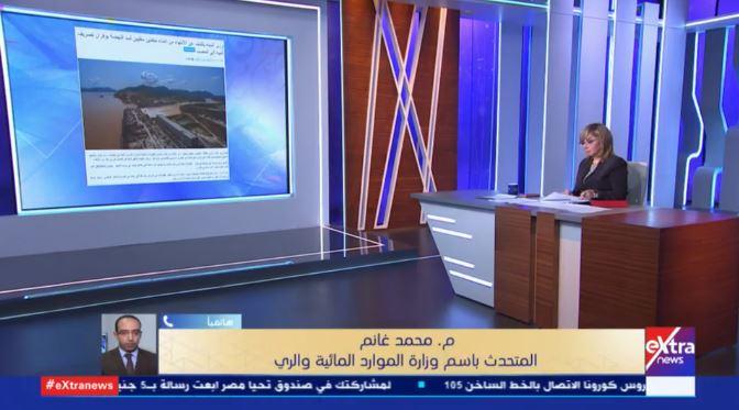 فيديو| متحدث الري يكشف كوارث الإجراءات الأثيوبية الأخيرة وأثرها على موسم الفيضان