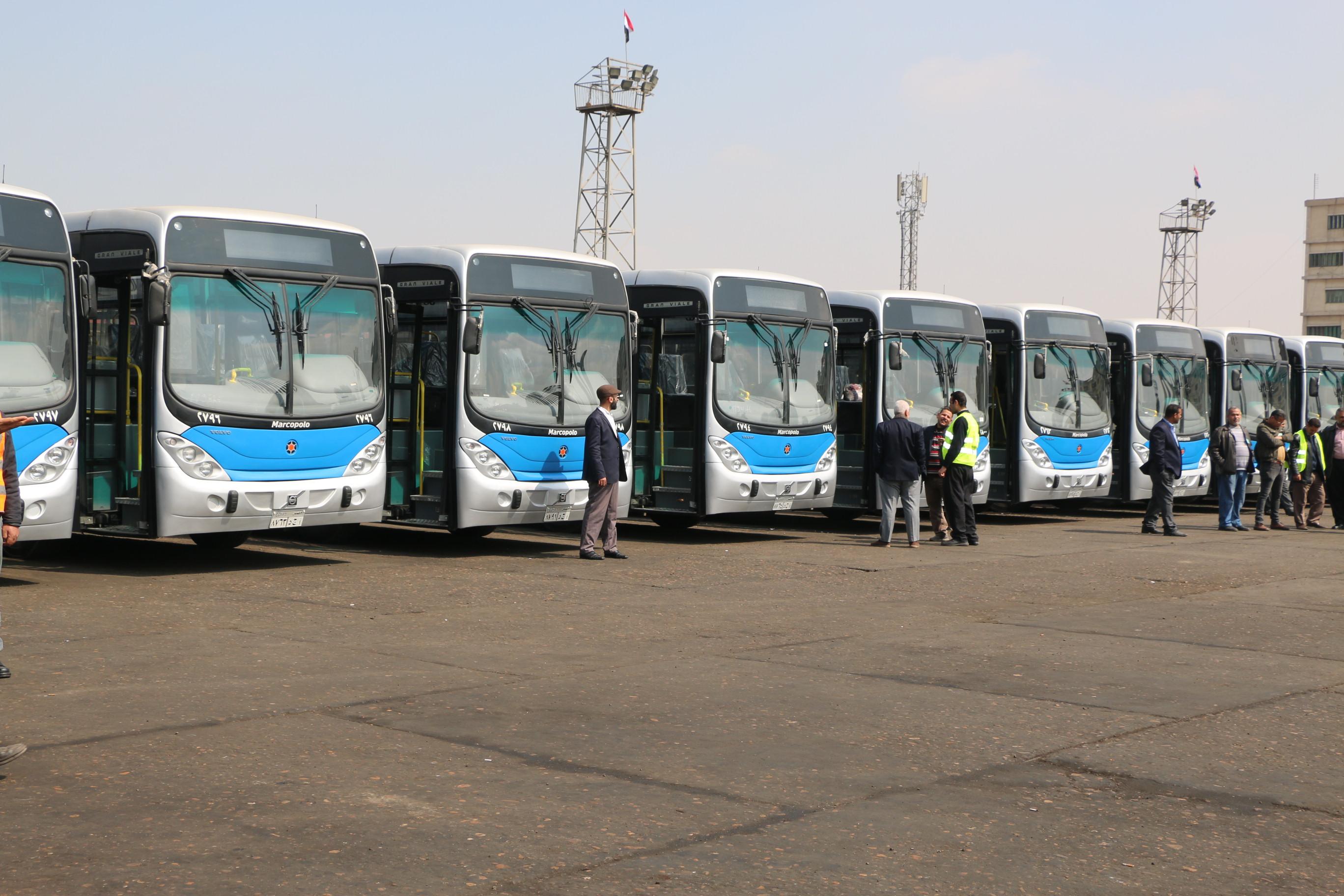 مواعيد تشغيل سيارات النقل العام خلال شهر رمضان