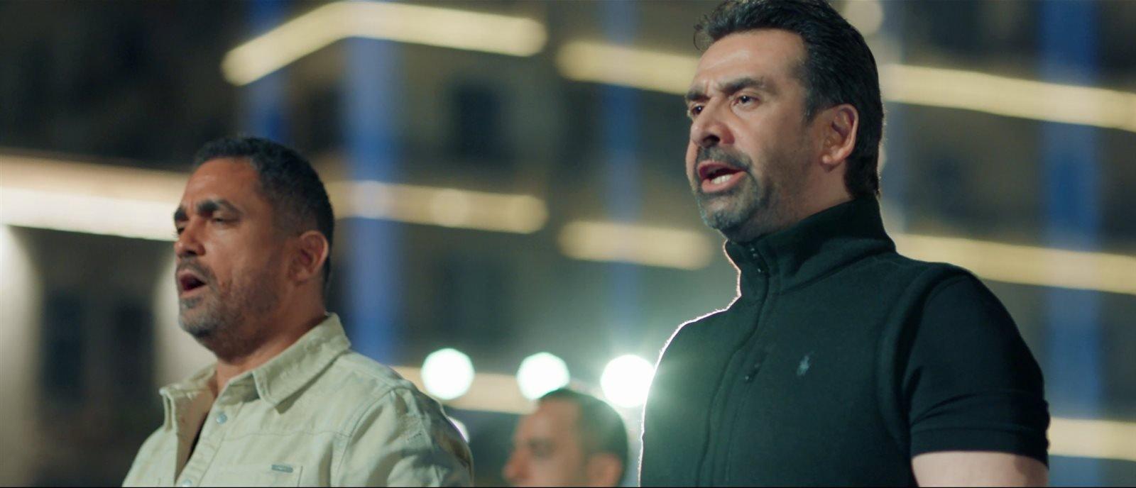 فيديو| أغنية «أحنا مش بتوع حداد» في نهاية مسلسل «الاختيار 2»