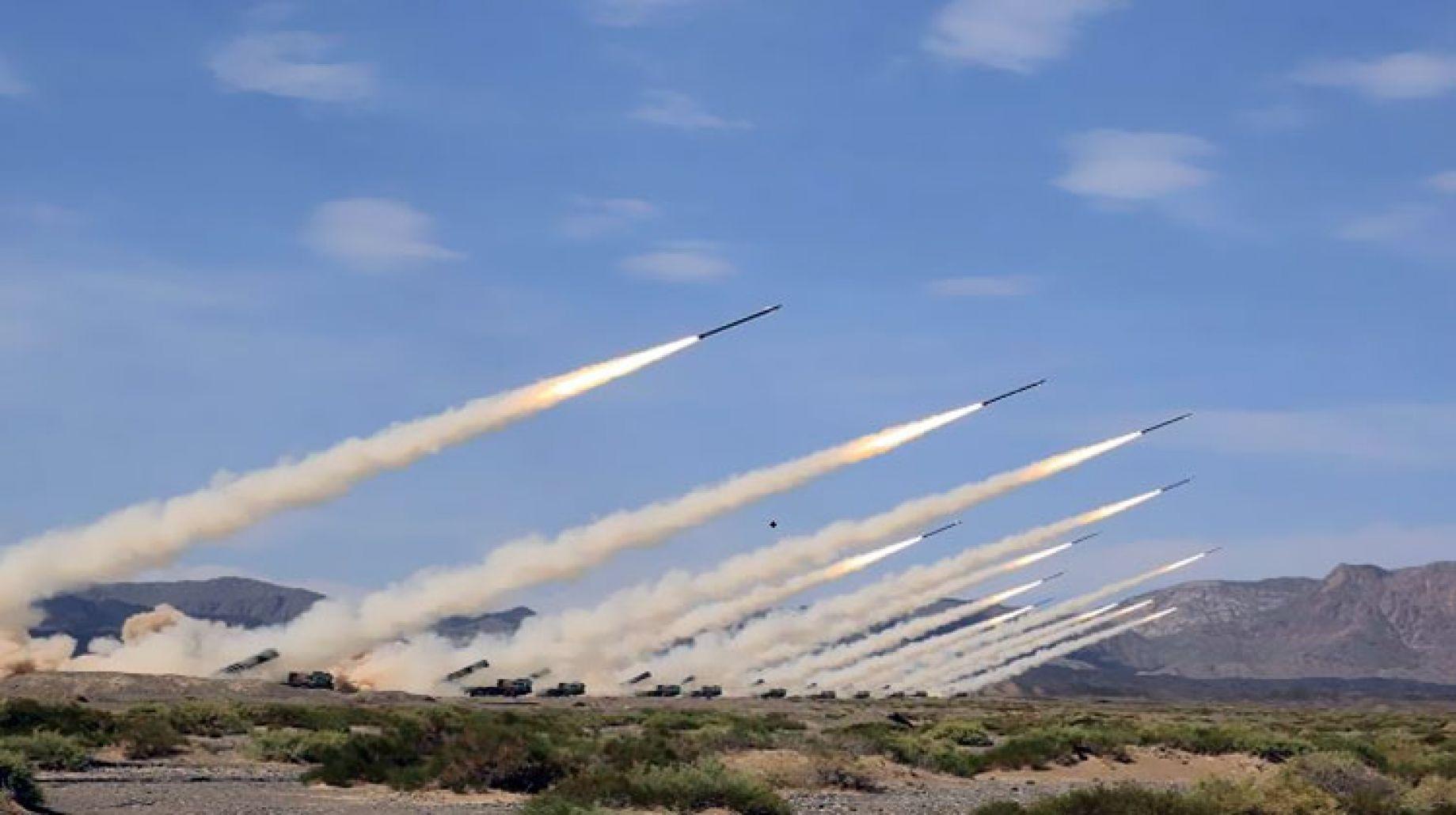 الجيش الإسرائيلي يؤكد إطلاق عدة صواريخ من جنوب لبنان على إسرائيل