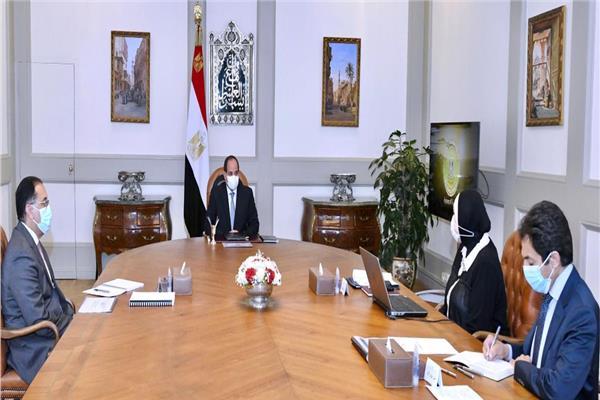 الرئيس السيسي يوجه باستمرار خطوات تشجيع الصناعة الوطنية وتحقيق الاكتفاء الذاتي