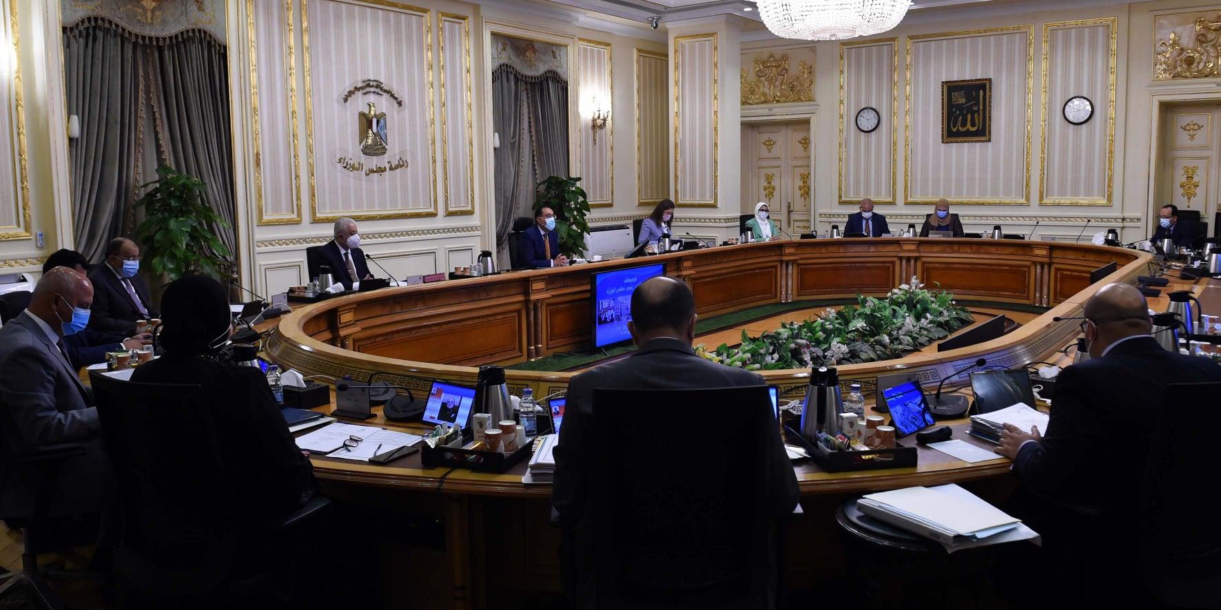 الوزراء يوافق على مشروع قرار الحد الأدنى للأجور