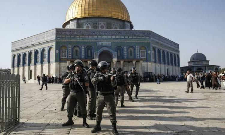 """مصر تؤكد لـ """"سفيرة إسرائيل"""" بالقاهرة موقفها الرافض والمستنكر لاقتحام المسجد الأقصى"""