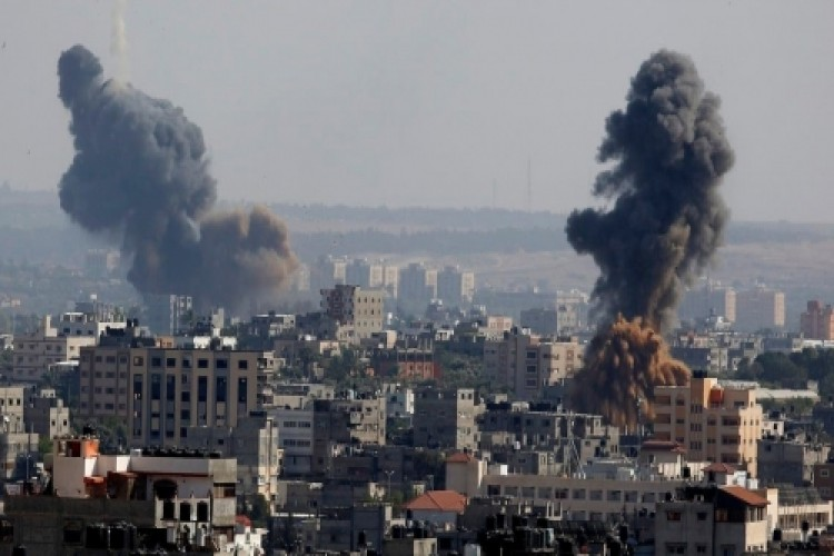 ارتفاع عدد ضحايا الاعتداءات الإسرائيلية بغزة لـ 87 شهيدا بينهم 18 طفلا و8 سيدات
