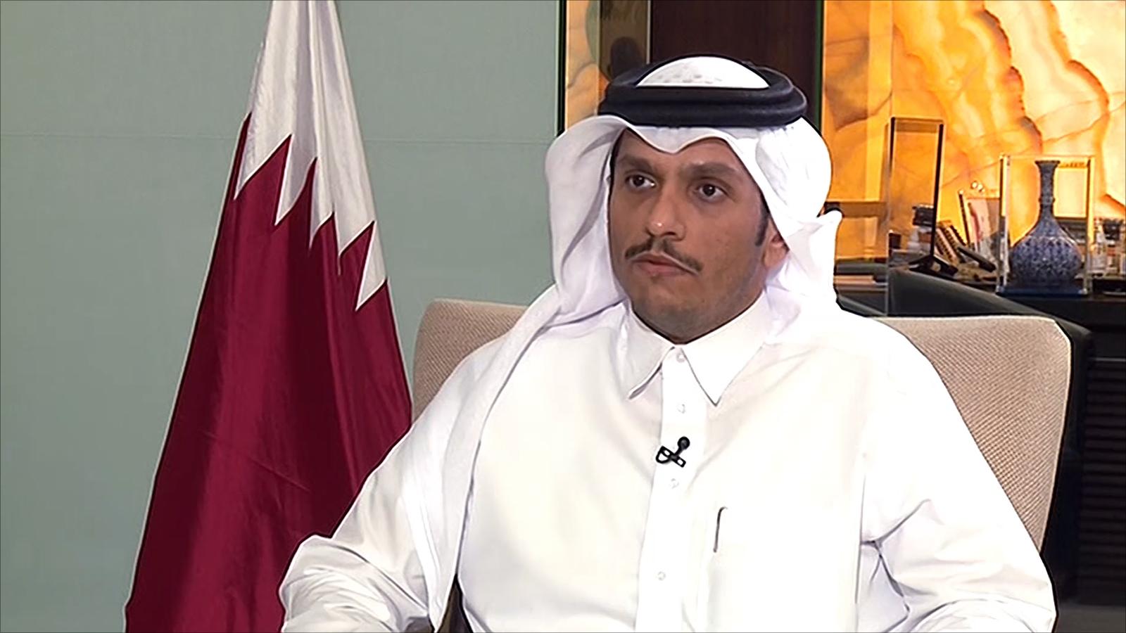 شكري يلتقي وزير خارجية قطر غدا
