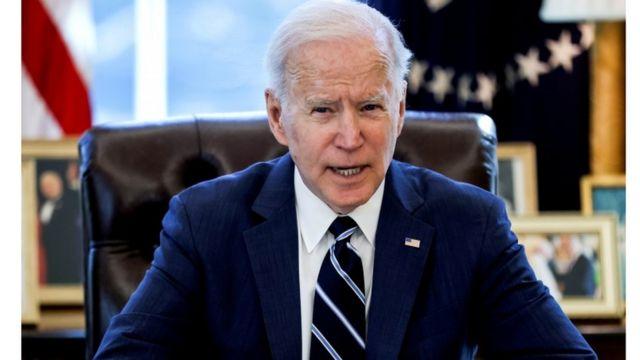 بايدن: يمكن الضغط دبلوماسيا واقتصاديا ودوليا على طالبان لإجبارها على تغيير سلوكها