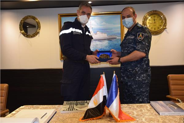 صور| القوات «البحرية والجوية» المصرية والفرنسية تنفذان عددًا من أنشطة التدريب بمصر