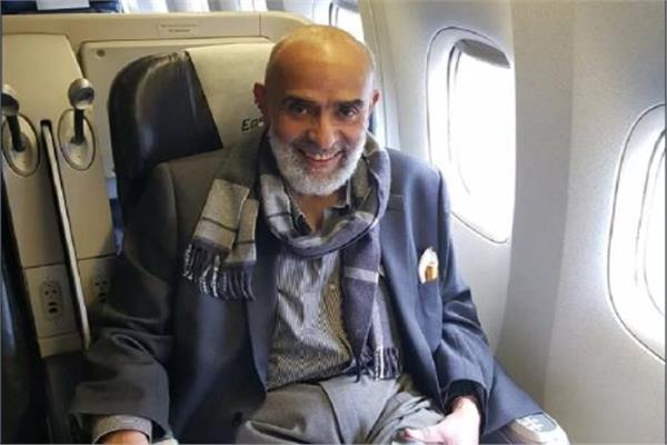 عودة رجل الأعمال أشرف السعد إلى مصر بعد غياب دام أكثر من ربع قرن