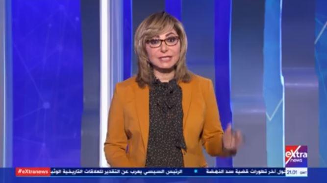 لميس الحديدي توجه الشكر لقناة إكسترا نيوز: أيام رمضان الجميلة تمر سريعًا
