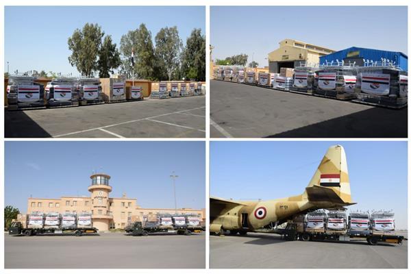 بتوجيهات من الرئيس.. مصر ترسل مساعدات طبية للهند لمواجهة أزمة «كورونا»