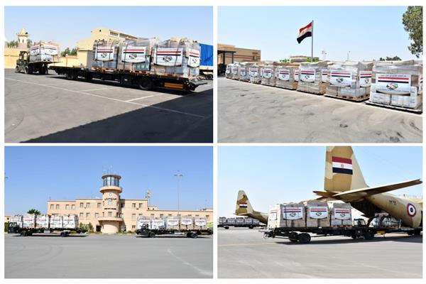 """مصر ترسل """"مساعدات طبية"""" للأشقاء في دولة جيبوتي"""