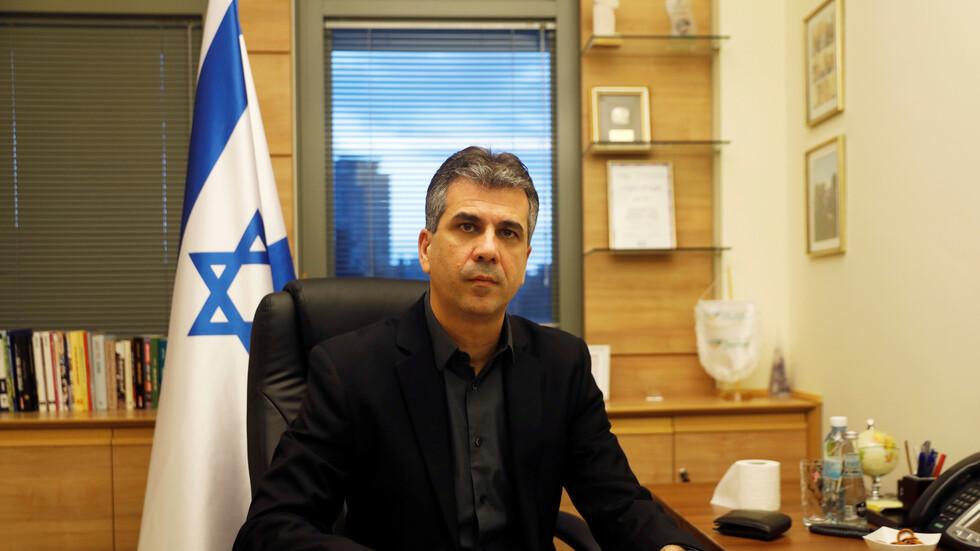 وزير الاستخبارات الإسرائيلي يهدد بقطع الكهرباء عن قطاع غزة