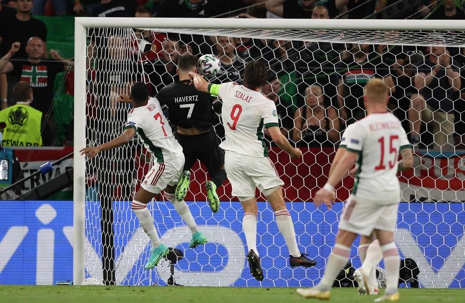ألمانيا تتعادل مع المجر وتتأهل إلى دور الـ 16 من «يورو 2020»