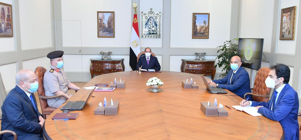 توجيهات الرئيس السيسي والمباحثات المصرية القطرية أبرز عناوين صحف اليوم
