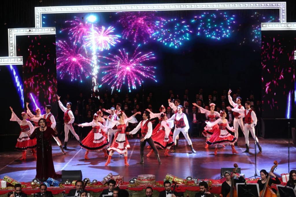 صور| وزيرة الثقافة تعتمد برنامج احتفالات الاوبرا باليوم العالمى للموسيقى