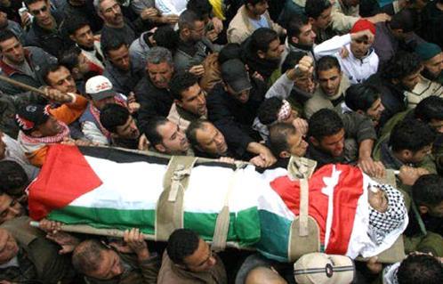 استشهاد 3 شبان فلسطينيين وإصابة آخر برصاص جيش الاحتلال الإسرائيلي في الضفة الغربية