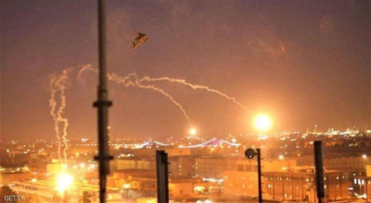استهداف مطار بغداد بصاروخين في ثاني هجوم بعد أقلّ من ساعة