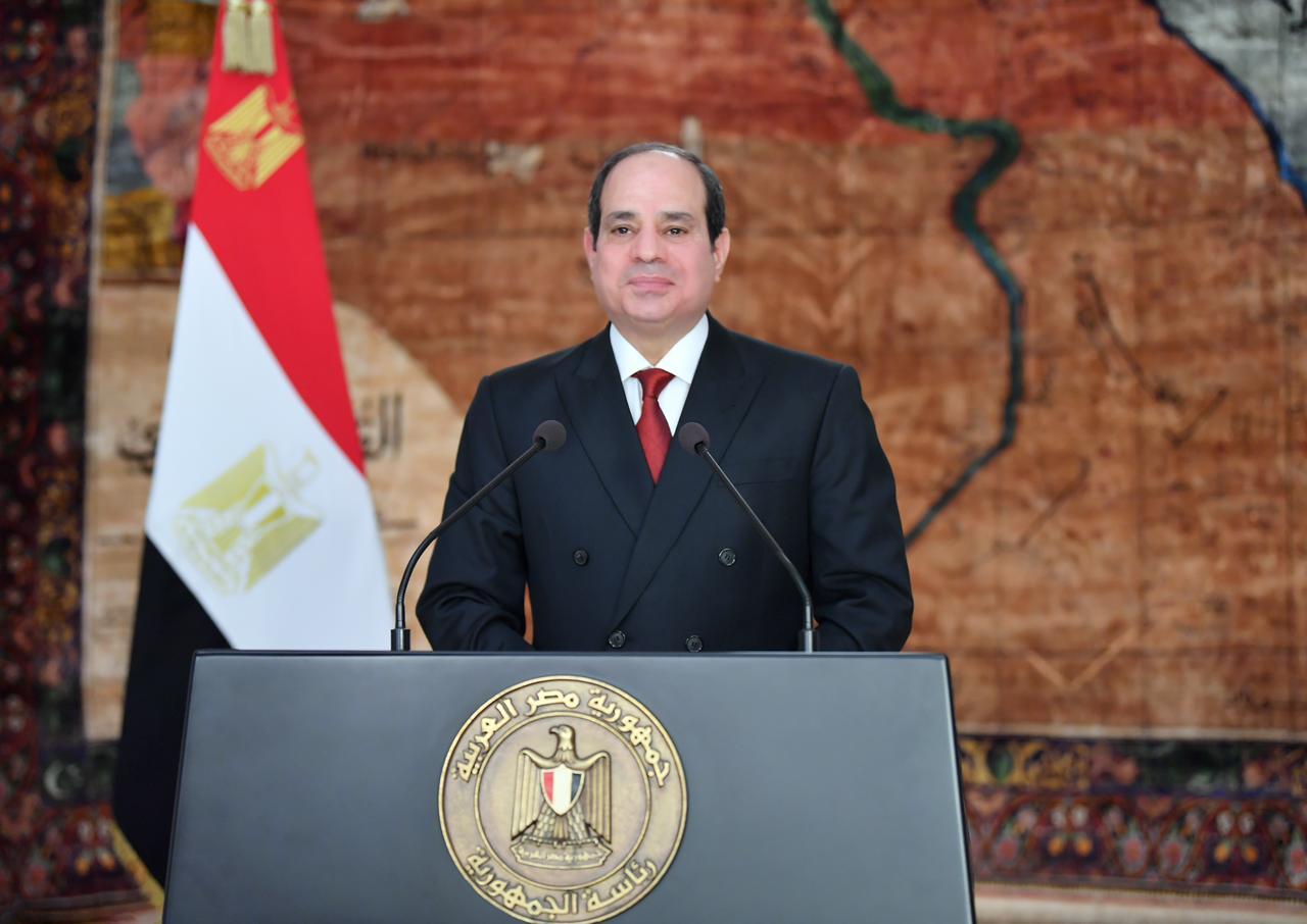 الرئيس السيسي: ثورة 23 يوليو المجيدة.. صفحة مضيئة في تاريخ النضال المصري